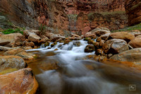 Kanab Creek - Grand Canyon NP